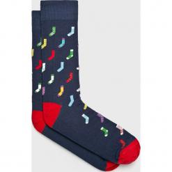 Nanushki - Skarpety Socks Lover. Białe skarpetki męskie marki Nanushki, z bawełny. Za 24,90 zł.