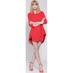 Czerwona Koszula Affinity. Czerwone koszule damskie marki other, uniwersalny, koszulowe. Za 84,99 zł.