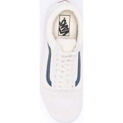 Vans - Tenisówki. Szare tenisówki męskie marki Vans, z gumy, na sznurówki. W wyprzedaży za 249,90 zł.