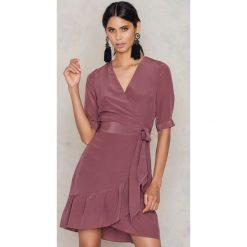 Sukienki hiszpanki: FWSS Sukienka High Pressure – Purple