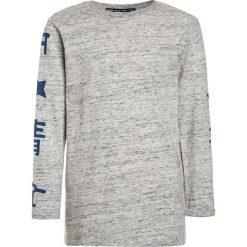 Scotch Shrunk LONG SLEEVE  Bluzka z długim rękawem grey melange. Niebieskie bluzki dziewczęce bawełniane marki Scotch Shrunk. Za 149,00 zł.