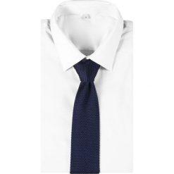 Krawaty męskie: VON FLOERKE GRENADINE Krawat dunkelblau