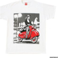Koszulka OSA FOTO tshirt. Czerwone t-shirty męskie Pakamera, m. Za 77,00 zł.