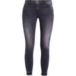 Tiffosi PUSHUP Jeans Skinny Fit dark faded wash. Niebieskie boyfriendy damskie Tiffosi. W wyprzedaży za 151,20 zł.