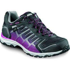 Buty trekkingowe damskie: MEINDL Buty damskie X-SO 30 Lady GTX czarno-fioletowe r. 39.5 (3981)