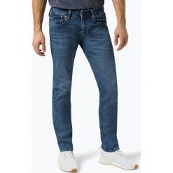 Pepe Jeans - Jeansy męskie – Hatch, niebieski. Niebieskie jeansy męskie Pepe Jeans. Za 449,95 zł.