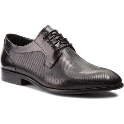 Półbuty WITTCHEN - 86-M-927-1 Czarny. Czarne buty wizytowe męskie marki Kazar. W wyprzedaży za 279,00 zł.