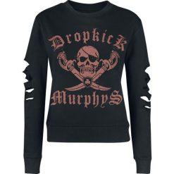 Odzież damska: Dropkick Murphys Shipping Up To Boston Bluza damska czarny