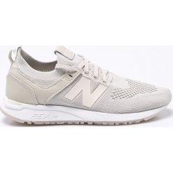 New Balance - Buty WRL247SV. Czerwone buty sportowe damskie marki New Balance, z gumy. W wyprzedaży za 319,90 zł.