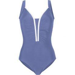 Bielizna męska: Kostium kąpielowy bonprix dymny niebieski