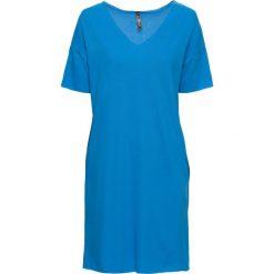 Sukienki: Sukienka bonprix niebieski morski