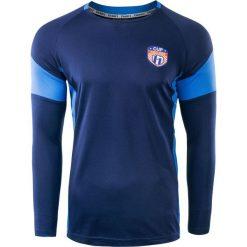 Bejsbolówki męskie: Huari Bluza męska Gremio Longsleeve Medival Blue/French Blue r. XL