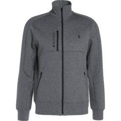 Polo Ralph Lauren DOUBLE KNIT TECH Bluza rozpinana foster grey heather. Szare bluzy męskie rozpinane marki Fila, m, z długim rękawem, długie. W wyprzedaży za 607,20 zł.
