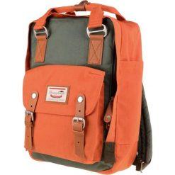 Doughnut - Plecak Macaroon. Pomarańczowe plecaki damskie Doughnut. Za 349,90 zł.