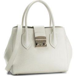 Torebka FURLA - Metropolis 941860 B BMN3 VFO Petalo. Białe torebki klasyczne damskie Furla. Za 1440,00 zł.