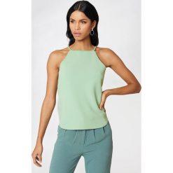 T-shirty damskie: Rut&Circle Koszulka Anna – Green
