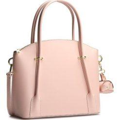 Torebka CREOLE - RBI10167 Różowy. Czerwone torebki klasyczne damskie marki Reserved, duże. W wyprzedaży za 219,00 zł.