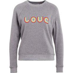 Bluzy rozpinane damskie: Rebecca Minkoff CLASSIC LOVE Bluza grey