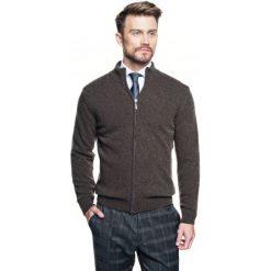 Sweter onley stójka brąz. Szare swetry klasyczne męskie marki Recman, m, z długim rękawem. Za 249,00 zł.