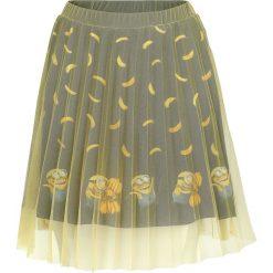 Minions Bananas Spódnica żółty/czarny. Czarne spódniczki Minions, s, z nadrukiem, z tiulu. Za 62,90 zł.