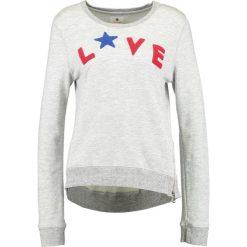 Bluzy rozpinane damskie: Sundry LOVE Bluza heather grey