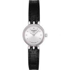 PROMOCJA ZEGAREK TISSOT T- LADY T058.009.11.031.00. Szare zegarki damskie TISSOT, metalowe. W wyprzedaży za 924,00 zł.