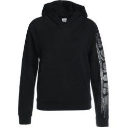 Bluzy rozpinane damskie: Deha FELPA CON CAPPUCCIO Bluza z kapturem black