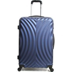 """Walizki: Walizka """"Lagos"""" w kolorze niebieskim – 31 x 50 x 20 cm"""