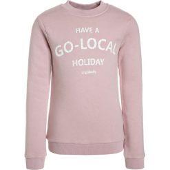 Imps&Elfs LONG SLEEVE Bluza light pink. Czerwone bluzy dziewczęce marki Imps&Elfs, z bawełny. W wyprzedaży za 161,85 zł.