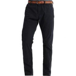 Chinosy męskie: s.Oliver RED LABEL Spodnie materiałowe blue ink