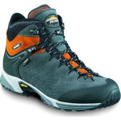 Buty trekkingowe męskie: MEINDL Buty Air Revolution 1.7 r.44,5 szaro-pomarańczowe (3932)