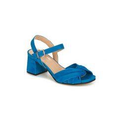 Sandały Fericelli  ICOULE. Niebieskie sandały trekkingowe damskie Fericelli. Za 439,20 zł.