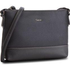 Torebka GABOR - 7966-60 Czarny. Czarne torebki klasyczne damskie Gabor, ze skóry ekologicznej, zdobione. Za 209,00 zł.