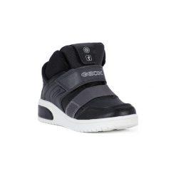 Buty Dziecko Geox  KLED. Czarne buty sportowe dziewczęce Geox. Za 386,02 zł.