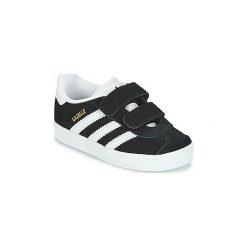 Buty Dziecko adidas  GAZELLE CF I. Czarne trampki chłopięce Adidas. Za 219,00 zł.