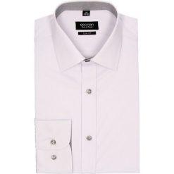 Koszula bexley 2492 długi rękaw slim fit w. Szare koszule męskie slim marki Recman, na lato, l, w kratkę, button down, z krótkim rękawem. Za 129,00 zł.