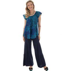 T-shirty damskie: Koszulka w kolorze niebieskim