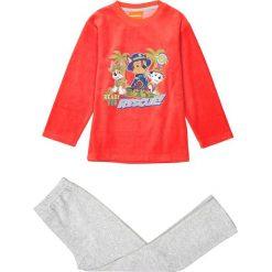 Odzież chłopięca: Welurowa piżama 2-8 lat
