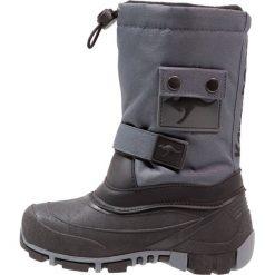 KangaROOS KANGABEAN 2007 Śniegowce dark grey. Niebieskie buty zimowe damskie marki KangaROOS. W wyprzedaży za 135,85 zł.