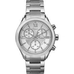Zegarek Timex Damski TW2P93600 Chronograf srebrny. Szare zegarki damskie Timex, srebrne. Za 534,79 zł.