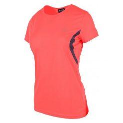 Elbrus Koszulka Berala Wo's Fluo Peach/Black M. Czarne bluzki sportowe damskie marki ELBRUS, m. W wyprzedaży za 34,00 zł.