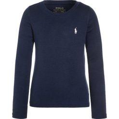 Polo Ralph Lauren Bluzka z długim rękawem french navy. Białe bluzki dziewczęce bawełniane marki UP ALL NIGHT, z krótkim rękawem. Za 149,00 zł.