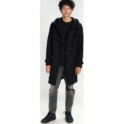 KIOMI Płaszcz wełniany /Płaszcz klasyczny black. Niebieskie płaszcze wełniane męskie marki KIOMI. W wyprzedaży za 356,30 zł.