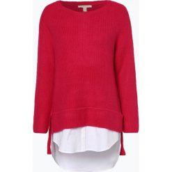 Esprit Casual - Sweter damski, różowy. Czerwone swetry klasyczne damskie Esprit Casual, xxl. Za 299,95 zł.