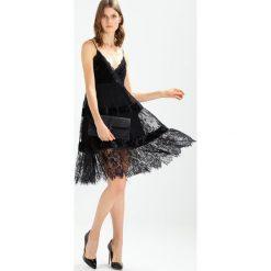 Sukienki hiszpanki: Navy London AMY Sukienka letnia black