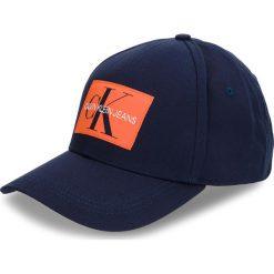 Czapka z daszkiem CALVIN KLEIN JEANS - J Monogram Baseball K40K400256 436. Niebieskie czapki z daszkiem męskie marki Calvin Klein Jeans, z bawełny. Za 159,00 zł.