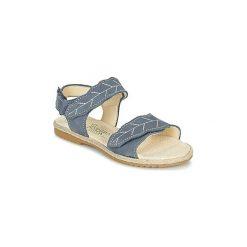 Sandały Dziecko  El Naturalista  SAMOA. Brązowe sandały dziewczęce marki El Naturalista. Za 239,20 zł.
