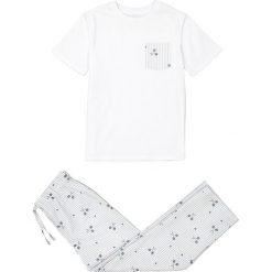 Odzież chłopięca: Piżama z dwóch rodzajów materiału 2-12 lat