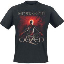 T-shirty męskie z nadrukiem: Meshuggah Obzen T-Shirt czarny