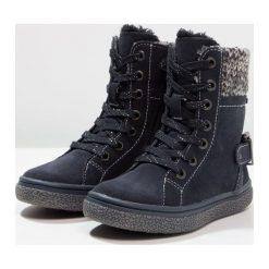 Lurchi GLYNNYTEX Śniegowce atlantic. Czarne buty zimowe damskie marki Lurchi, z materiału. W wyprzedaży za 159,50 zł.